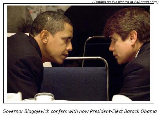 obama blagojevich speak