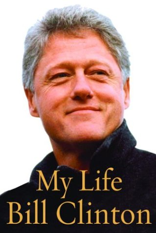 My Life book by Bill Clinton