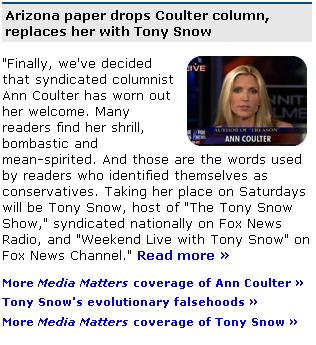 mmfa reacts to ann coulter daily star